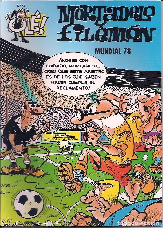 Cómics: OLÉ ! MORTADELO Y FILEMON ( B ) ORIGINALES 1993 - 2009 LOTE - Foto 82 - 173903222