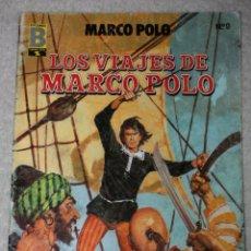 Cómics: GRANDES AVENTURAS (COMIC COLOR), Nº 09, LOS VIAJES DE MARCO POLO. Lote 143503686