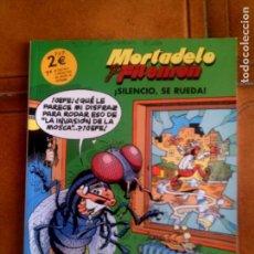 Cómics: COMIC DE MORTADELO Y FILEMON SILENCIO SE RUEDA. Lote 143517766