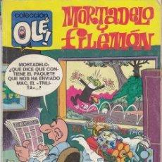 Cómics: MORTADELO Y FILEMON - EDICIONES B - OLE Nº 94 M 170. Lote 143593454