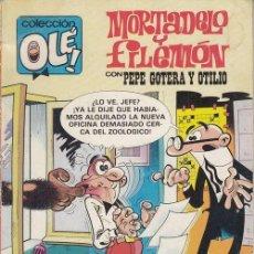 Cómics: MORTADELO Y FILEMON - EDICIONES B - OLE Nº 243 M36. Lote 143596486