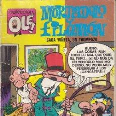 Cómics: MORTADELO Y FILEMON - EDICIONES B - OLE Nº 86 M14. Lote 143596554