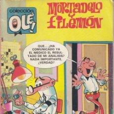 Cómics: MORTADELO Y FILEMON - EDICIONES B - OLE Nº 234 M29. Lote 143596666