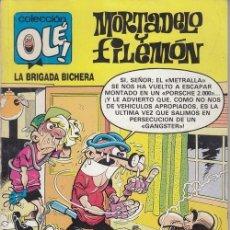 Cómics: MORTADELO Y FILEMON - EDICIONES B - OLE Nº M.272. Lote 143596846