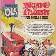Cómics: MORTADELO Y FILEMON - EDICIONES B - OLE Nº 244 M37. Lote 143596914