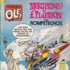 Cómics: MORTADELO Y FILEMON CON ROMPETECHOS - EDICIONES B - OLE Nº 290 M 56. Lote 143597150