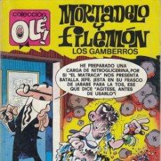 Cómics: MORTADELO Y FILEMON - EDICIONES B - OLE M 252. Lote 143597298