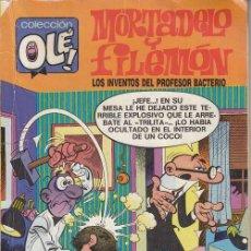 Cómics: MORTADELO Y FILEMON - EDICIONES B - OLE 98 M 64. Lote 143597526