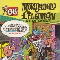 Cómics: MORTADELO Y FILEMON - EDICIONES B - OLE Nº15. Lote 143597894