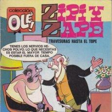 Cómics: ZIPI Y ZAPE - EDICIONES B - OLE Nº 114 Z2. Lote 143599086