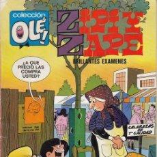 Cómics: ZIPI Y ZAPE - EDICIONES B - OLE Nº 118 Z3. Lote 143599154