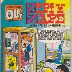 Cómics: ZIPI Y ZAPE - EDICIONES B - OLE Nº 125 Z6. Lote 143599234