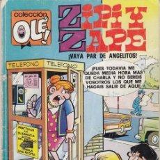 Cómics: ZIPI Y ZAPE - EDICIONES B - OLE Nº Z.117. Lote 143599330