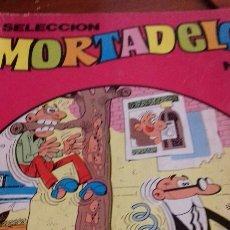 Cómics: SELECCIÓN MORTADELO N. 5. Lote 143609596