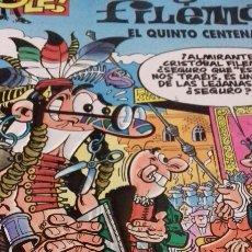 Cómics: MORTADELO Y FILEMON EL QUINTO CENTENARIO. Lote 143610514