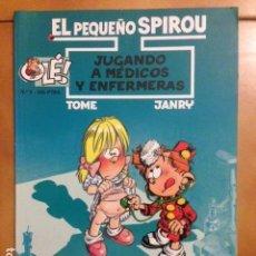 Cómics: COLECCIÓN OLÉ EL PEQUEÑO SPIROU Nº 3 DE TOME Y JANRY ED. B 1995. Lote 143633390