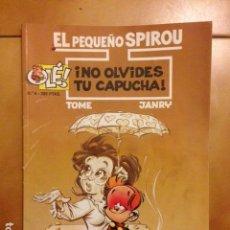 Cómics: COLECCIÓN OLÉ EL PEQUEÑO SPIROU Nº 6 DE TOME Y JANRY ED. B 1995. Lote 143633434