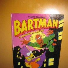 Cómics: GRANDES DEL HUMOR Nº 15 BARTMAN. EL SANCIONADOR ACECHA. EL PERIODICO.. Lote 143787910