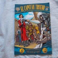 Cómics: EL CAPITAN TRUENO EXTRA Nº 1. MORA - FUENTES MAN, FANS- EDICIONES B. Lote 143818522