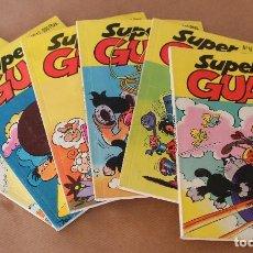Cómics: SUPER GUAI ! - EDICIONES B AÑO 1991 - NºS 10 12 13 14 15 16 - MUY BUEN ESTADO - Y SUELTOS. Lote 143998086