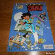 Cómics: OLE SUPER LOPEZ 26 - LOS GEMELOS SUPERLOPEZ BUEN ESTADO. Lote 144326774
