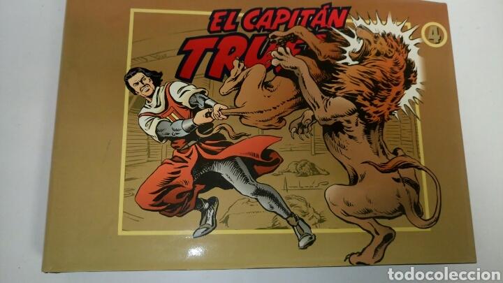 CAPITÁN TRUENO, TOMO 4, DEL 145 AL 192 INCLUSIVES (1994). (Tebeos y Comics - Ediciones B - Clásicos Españoles)