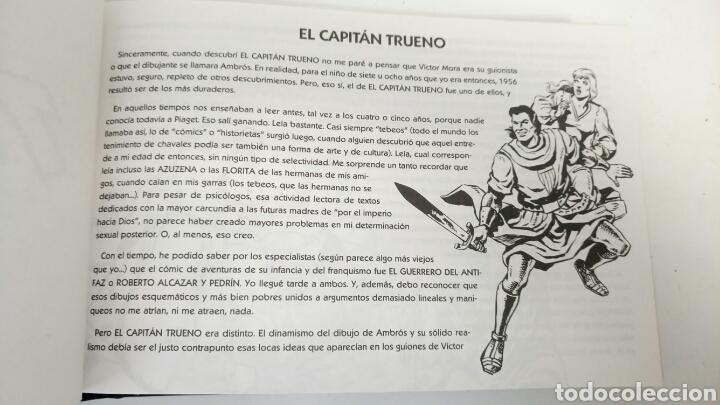 Cómics: Capitán Trueno, tomo 4, del 145 al 192 inclusives (1994). - Foto 3 - 144547818