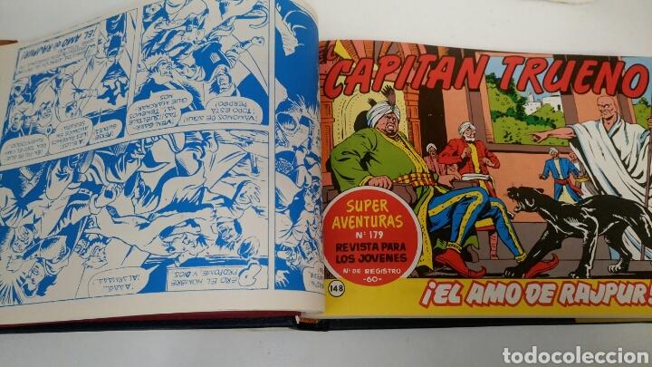 Cómics: Capitán Trueno, tomo 4, del 145 al 192 inclusives (1994). - Foto 6 - 144547818