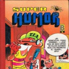 Cómics: SUPER HUMOR VOL. 60. MORTADELO - ZIPI Y ZAPE. Lote 144640714