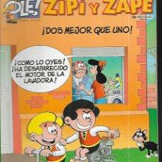 Cómics: ZIPI Y ZAPE * ¡ DOS MEJOR QUE UNO ! - Nº 3. Lote 144923638