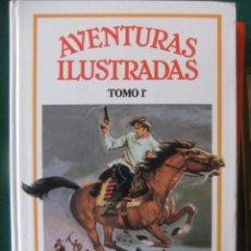 Cómics: AVENTURAS ILUSTRADAS TOMO I EDICIONES B. Lote 145045646