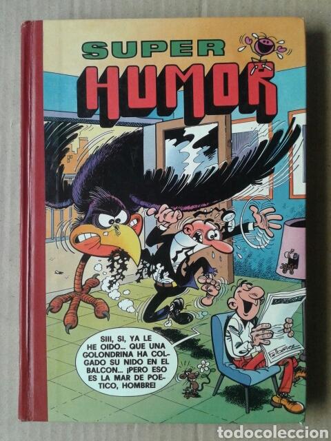 SÚPER HUMOR VOLUMEN 17 (EDICIONES B, 1990). (Tebeos y Comics - Ediciones B - Humor)