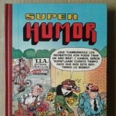 Cómics: SÚPER HUMOR VOLUMEN 43 (EDICIONES B, 1992).. Lote 145066306