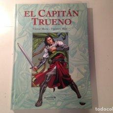 Cómics: EL CAPITÁN TRUENO LOTE DE 3 TOMOS. Lote 145441158