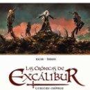 Cómics: CÓMICS. LAS CRONICAS DE EXCALIBUR VOL. 03 - JEAN-LUC ISTIN/ALAIN BRION (CARTONÉ). Lote 145653350
