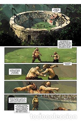 Cómics: Cómics. LAS CRONICAS DE EXCALIBUR VOL. 03 - JEAN-LUC ISTIN/ALAIN BRION (Cartoné) - Foto 2 - 145653350