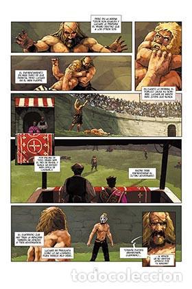 Cómics: Cómics. LAS CRONICAS DE EXCALIBUR VOL. 03 - JEAN-LUC ISTIN/ALAIN BRION (Cartoné) - Foto 3 - 145653350