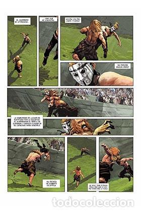 Cómics: Cómics. LAS CRONICAS DE EXCALIBUR VOL. 03 - JEAN-LUC ISTIN/ALAIN BRION (Cartoné) - Foto 4 - 145653350