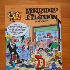 Comics: MORTADELO Y FILEMON Nº 202 - EL TESORERO (B1). Lote 145709874