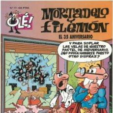 Comics: MORTADELO Y FILEMON. Nº 77. COL. OLE. FORMATO GRANDE. EDICIONES B. C-12B. Lote 145876454