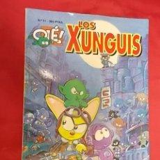 Comics: COLECCION OLE. Nº 11. LOS XUNGUIS. EDICIONES B. 1ª EDICION. Lote 146007026