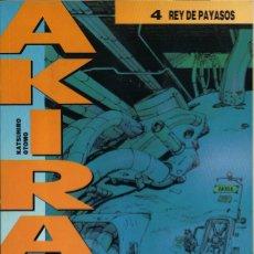 Cómics: AKIRA - EDICIONES B Nº 4. Lote 146106534