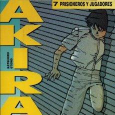 Cómics: AKIRA - EDICIONES B Nº 7. Lote 146106942