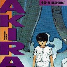 Cómics: AKIRA - EDICIONES B Nº 10. Lote 146108814