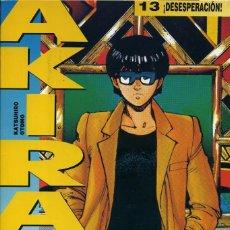 Cómics: AKIRA - EDICIONES B Nº 13. Lote 146109550