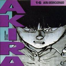Cómics: AKIRA - EDICIONES B Nº 16. Lote 146110218