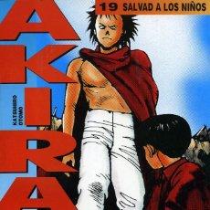 Cómics: AKIRA - EDICIONES B Nº 19. Lote 146112210