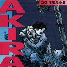 Cómics: AKIRA - EDICIONES B Nº 20. Lote 146112314