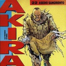 Cómics: AKIRA - EDICIONES B Nº 22. Lote 146112566