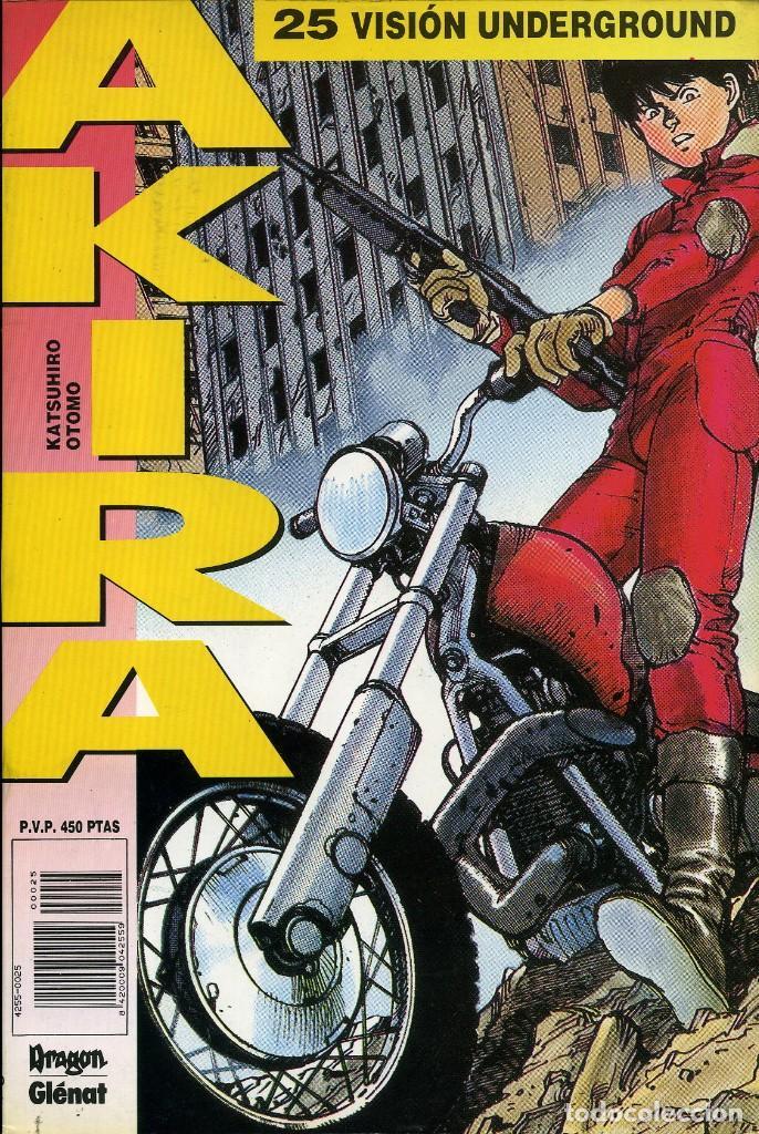 AKIRA - EDICIONES B Nº 25 (Tebeos y Comics - Ediciones B - Otros)